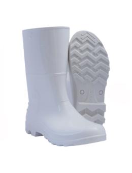 Bota PVC Branca – Kadesh
